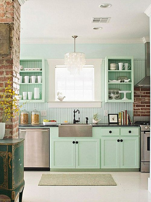 mint-green-kitchen